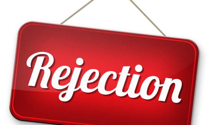 online dating rejection Brush off rejection the biggest fear in online dating is the biggest fear people  have when dating in general: getting rejected remind yourself.