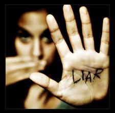 liars liar lying to you