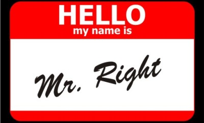 Mr right mr right now