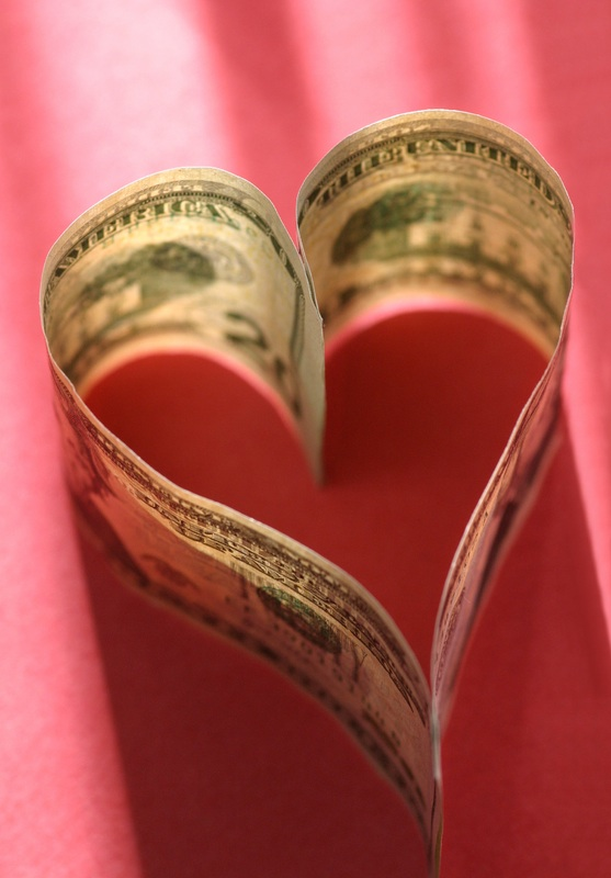 money and love relationship