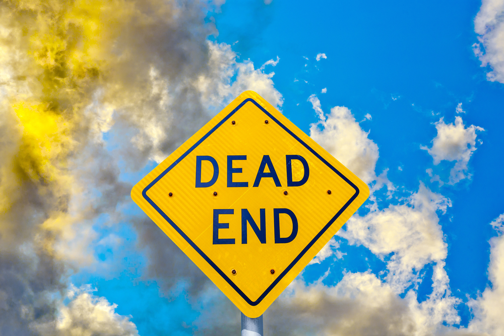 dead end relationship meaning