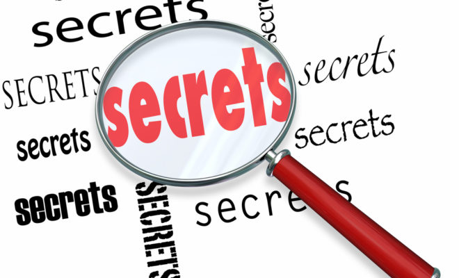 Why Do Men Keep Secrets 115