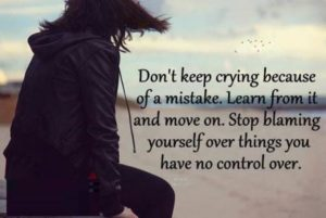 Stop Blaming Yourself When Relationships Go Wrong