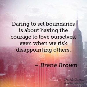 relationship boundaries