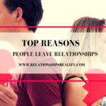 top reasons relationships end