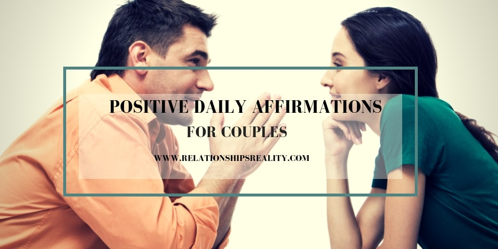 Positive Daily Affirmations for Couples